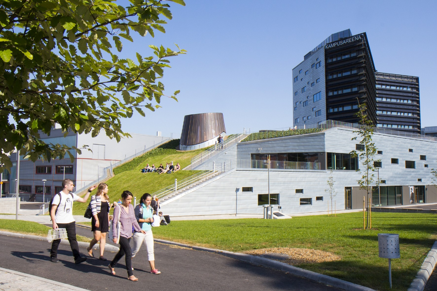 Tampere University Scholarships - Master's degree Programme, Finland