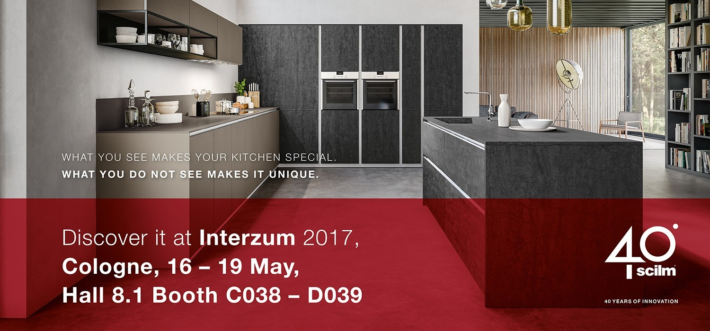 Alzatina Alluminio Per Cucina scilm spa - a history of details that make the difference