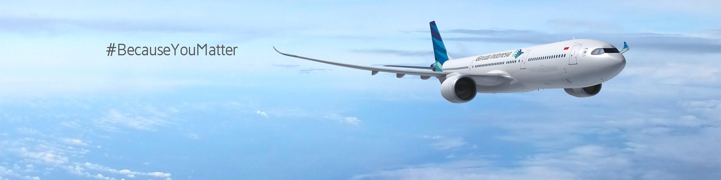 Garuda Indonesia Linkedin