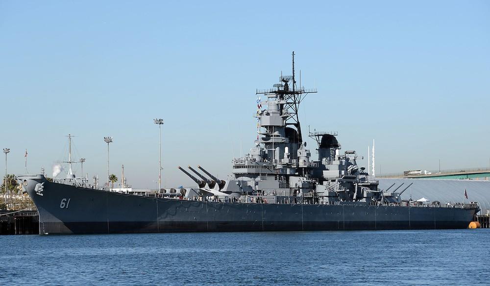 Pacific Battleship Center - Battleship IOWA Museum | LinkedIn