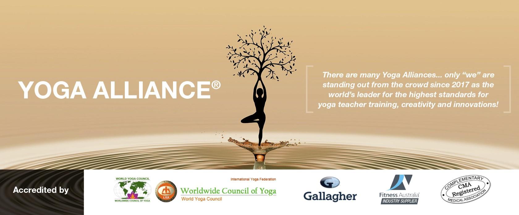 Yoga Alliance International Linkedin