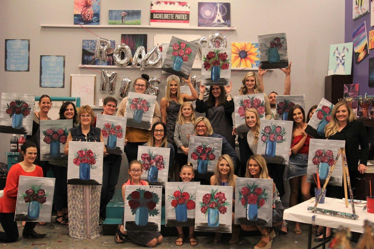 painting with a twist omaha
