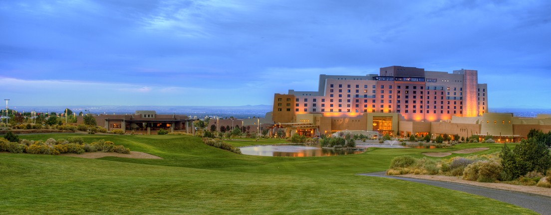 sandia resort and casino address
