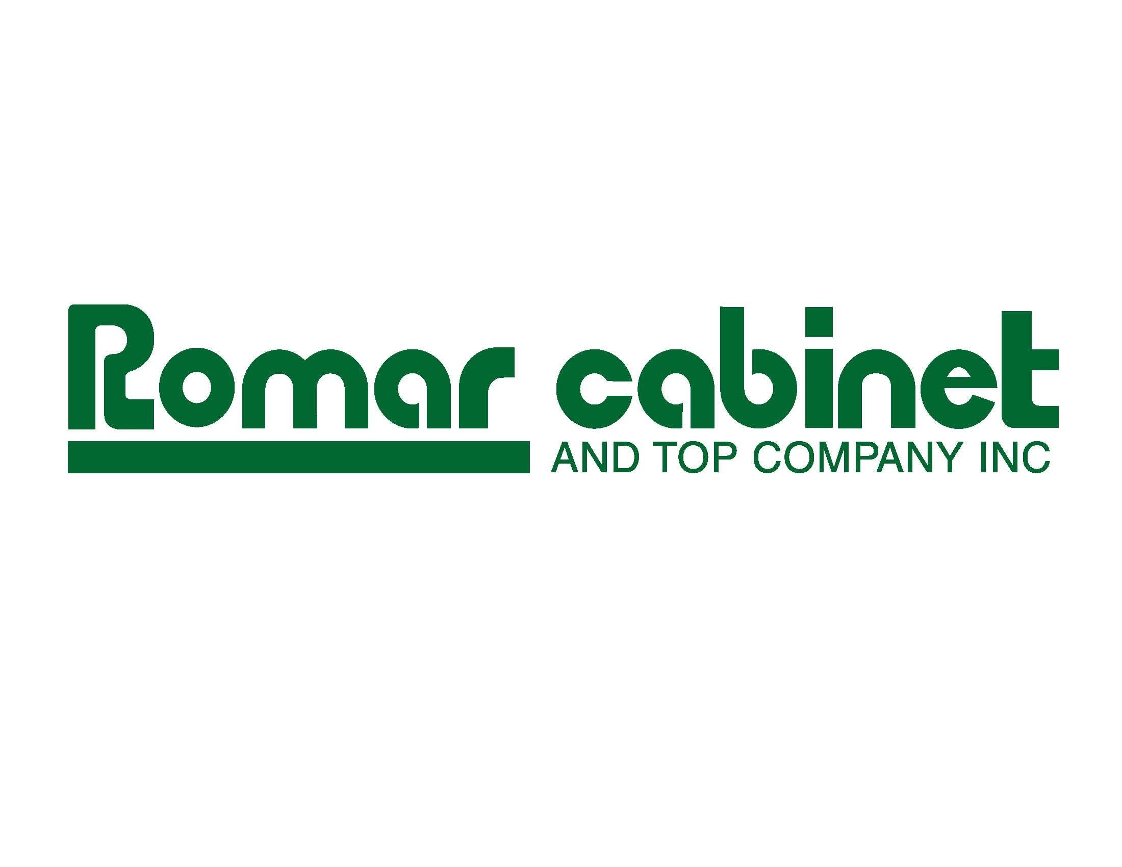 Romar Cabinet & Top Co logo