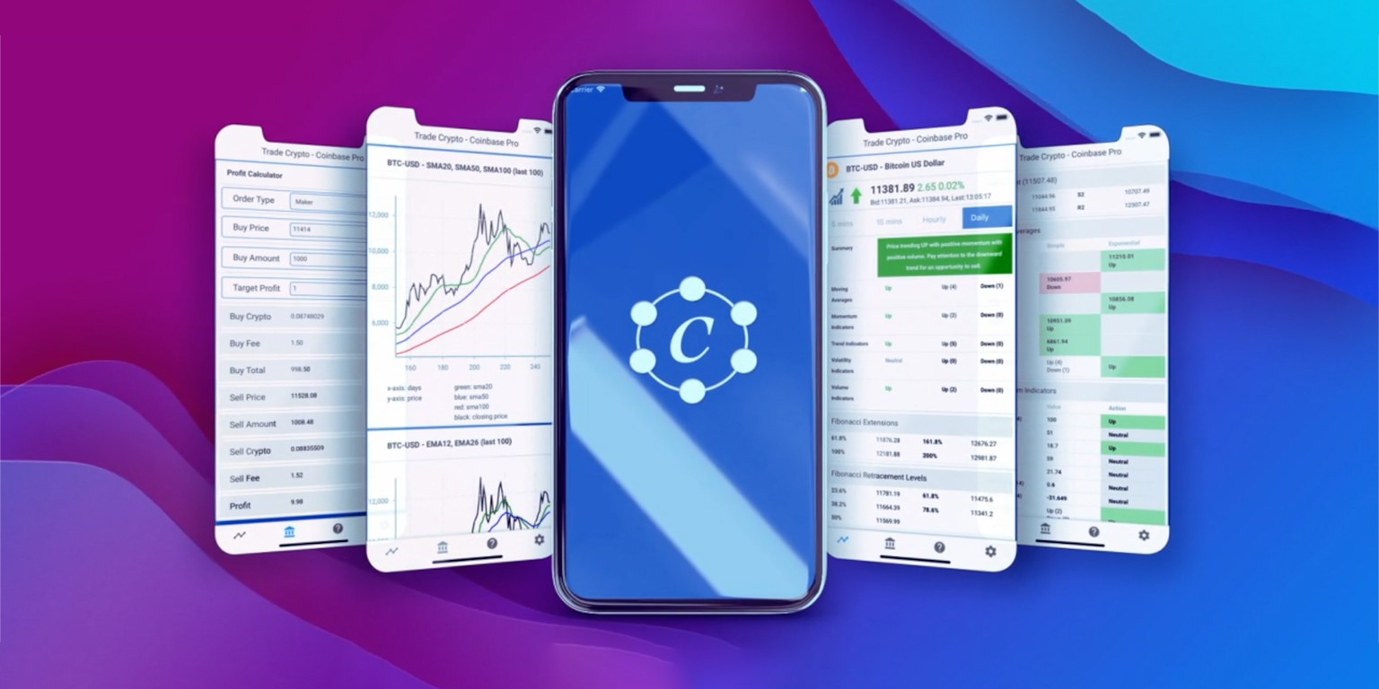 best cryptocurrency trading app api key