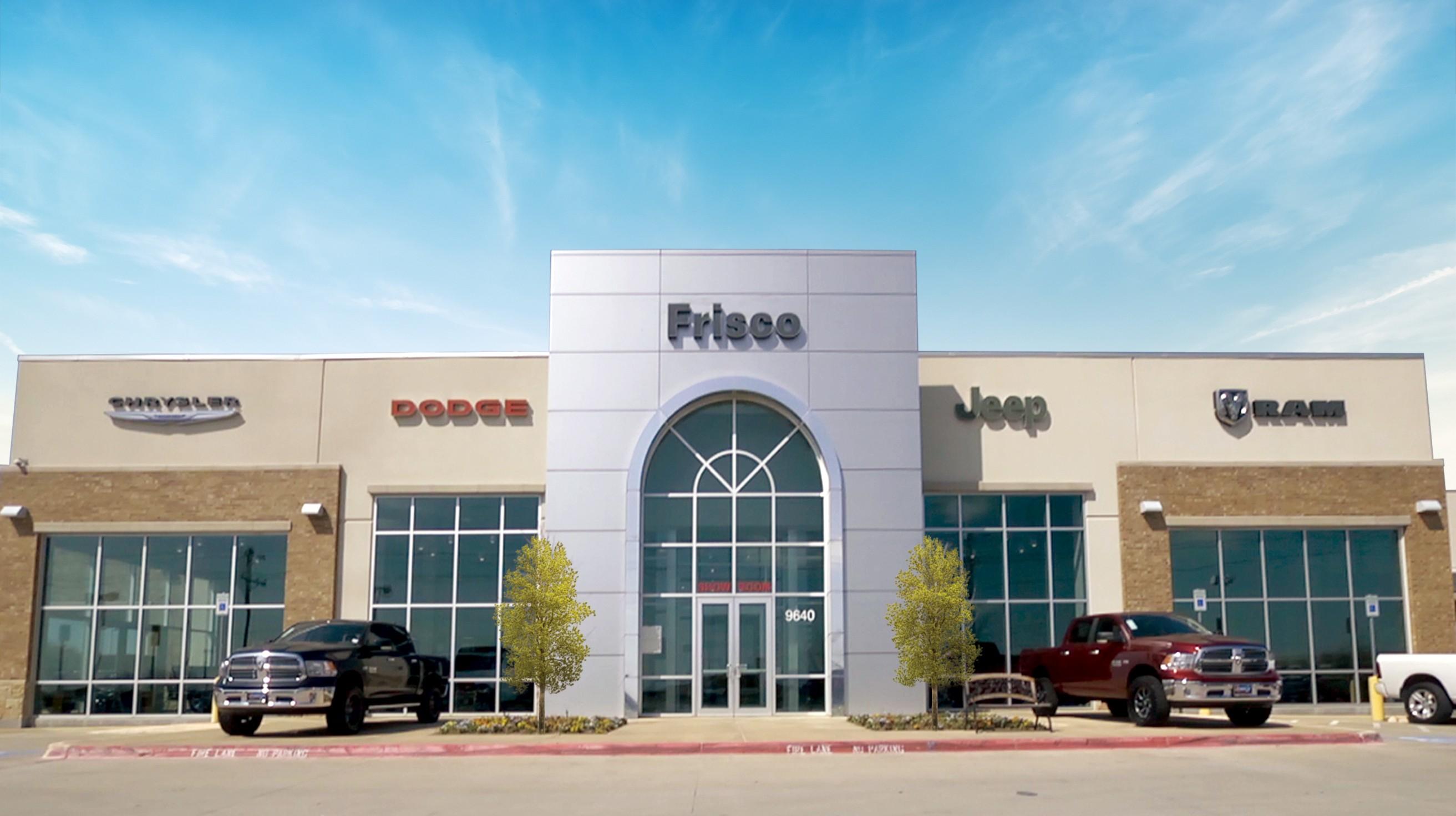 dodge dealership near frisco tx Frisco Chrysler Dodge Jeep Ram  LinkedIn