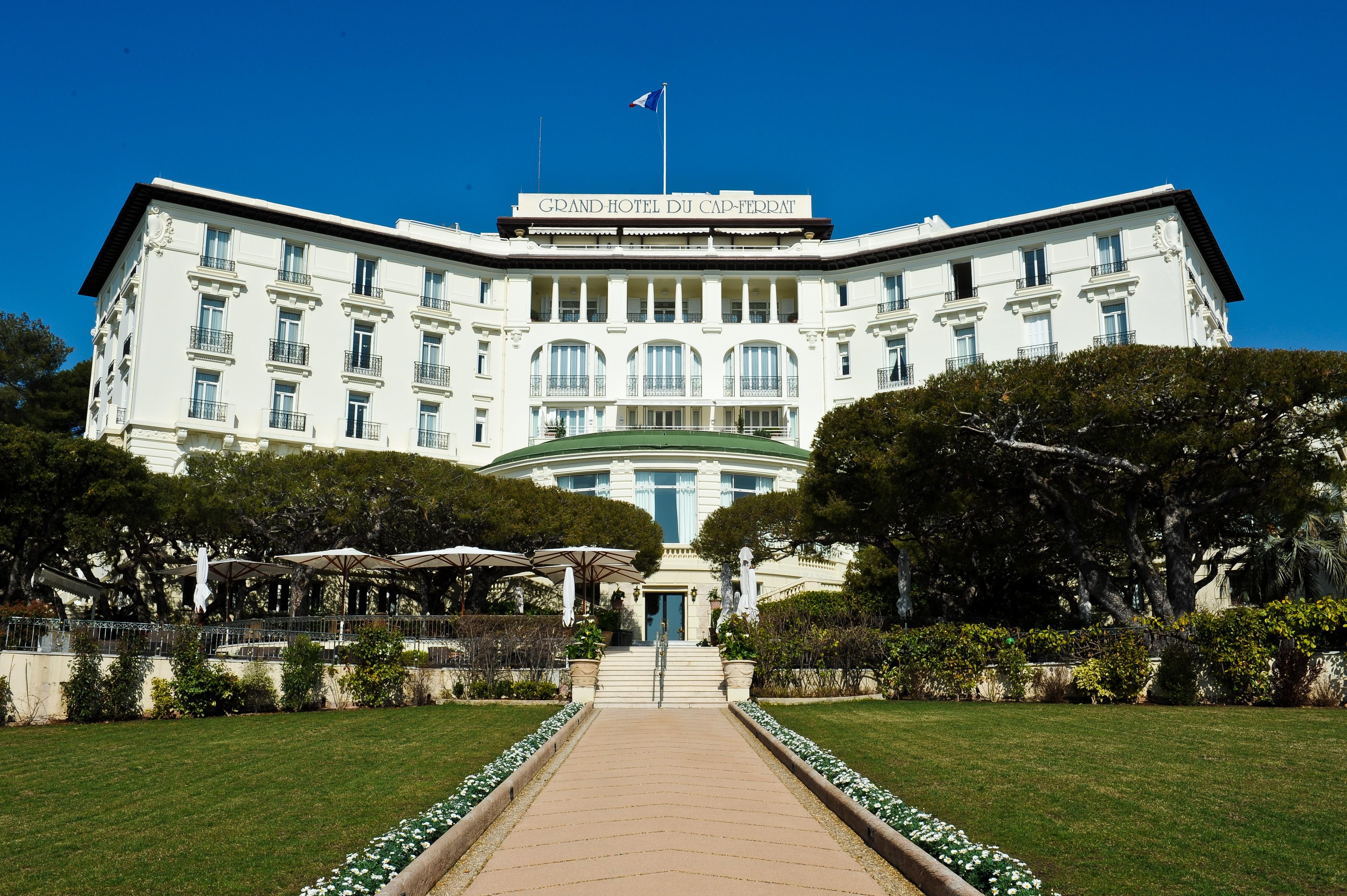 Grand Hotel Du Cap Ferrat A Four Seasons Hotel Linkedin