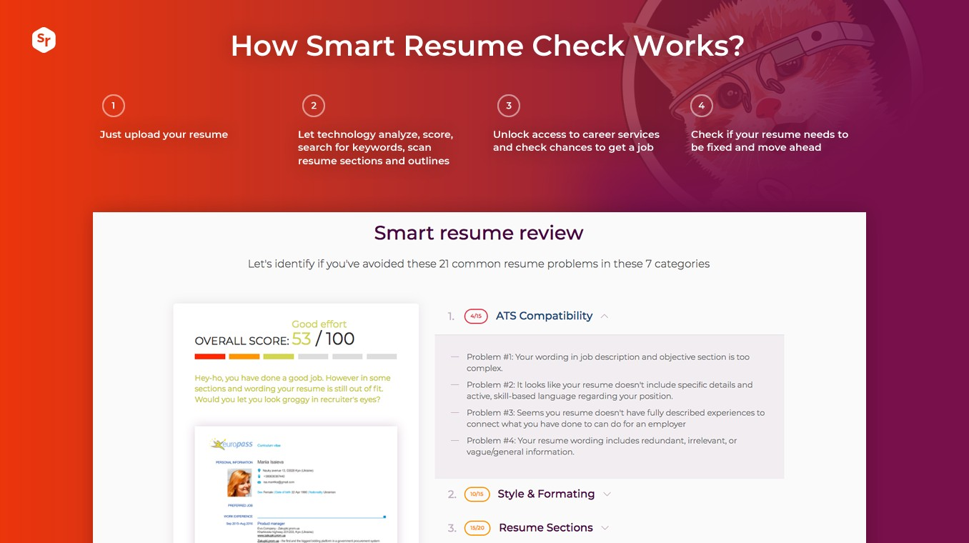 Free Resume Review Service Linkedin