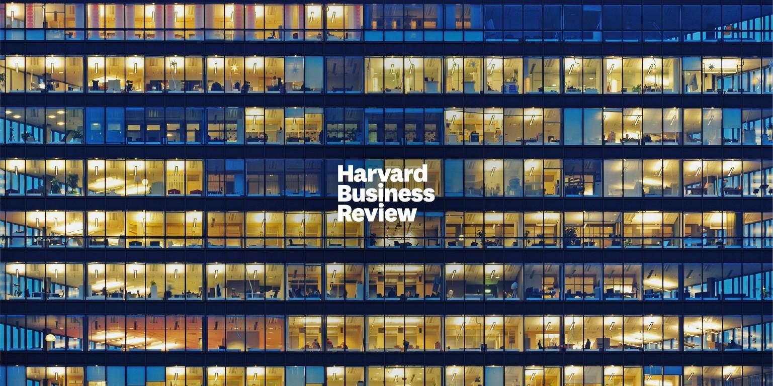 Harvard Business Review | LinkedIn
