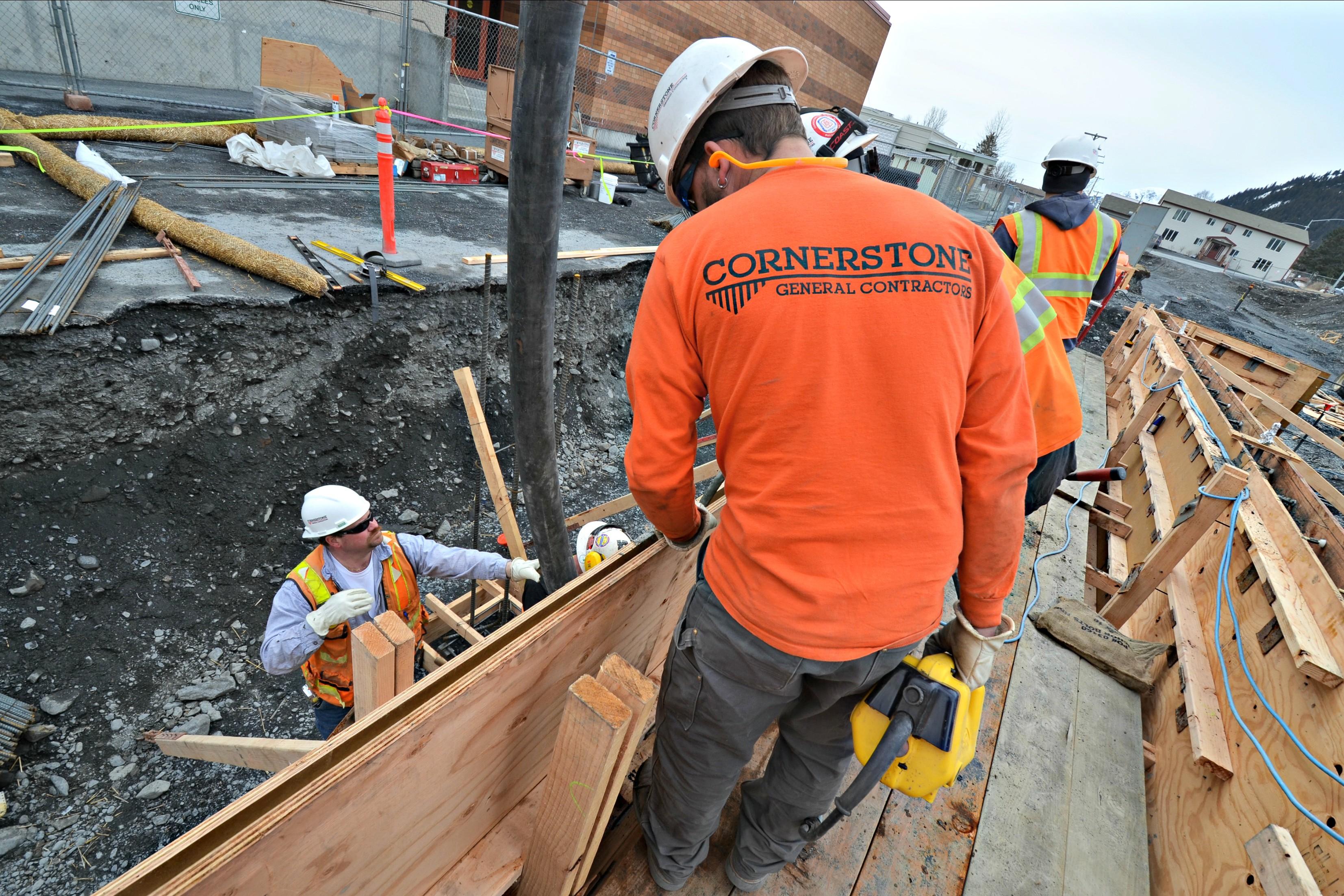 Cornerstone General Contractors Linkedin