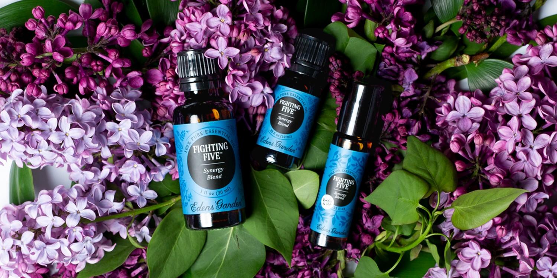 Edens Garden Essential Oils Linkedin