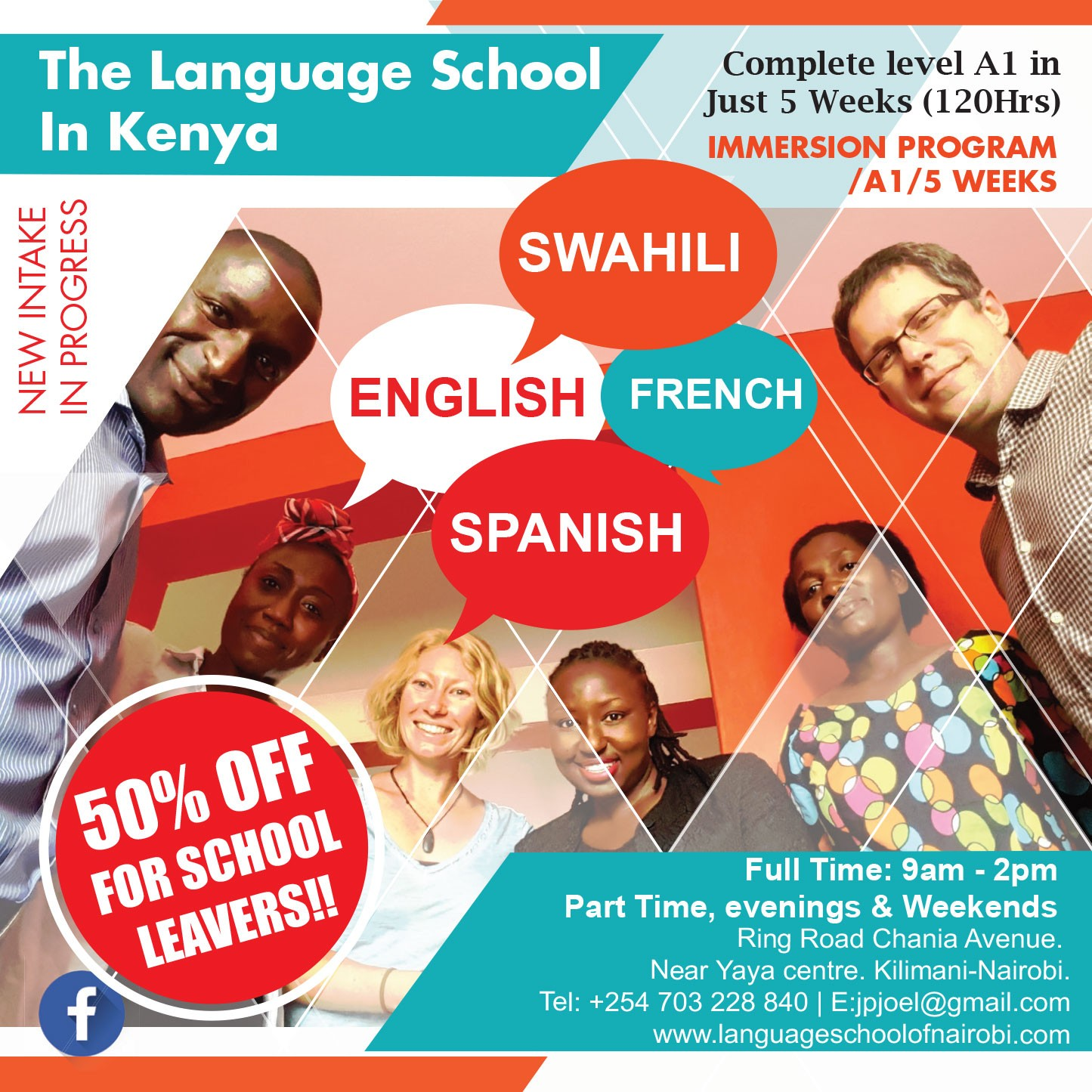 Language School In Kenya Linkedin