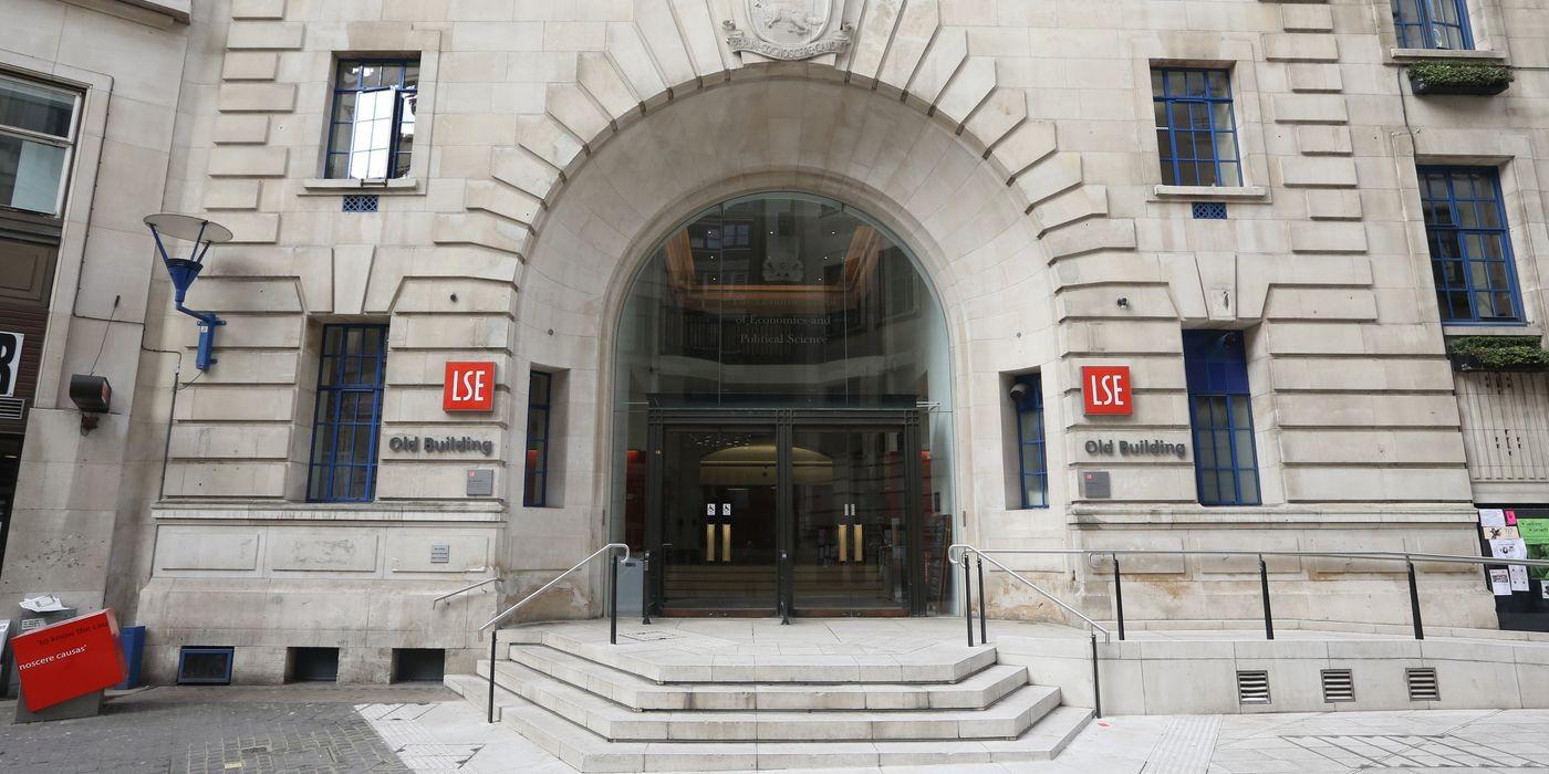 universitas terbaik di Inggris - LSE