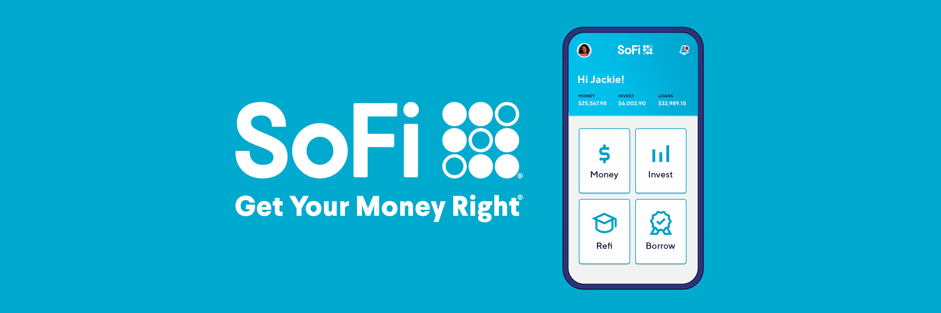 Sofi: Download the App and get $10
