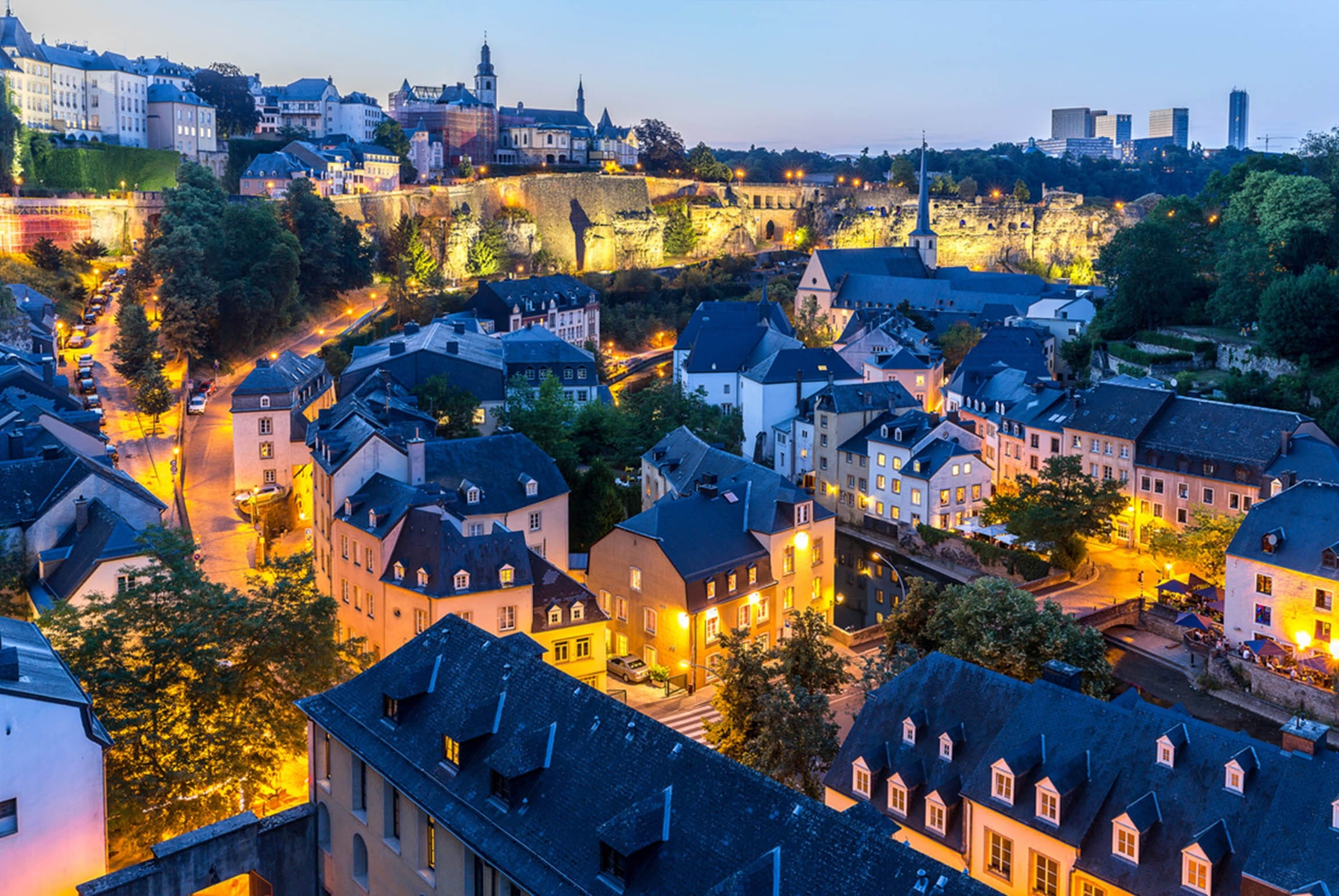 luxembourg europe