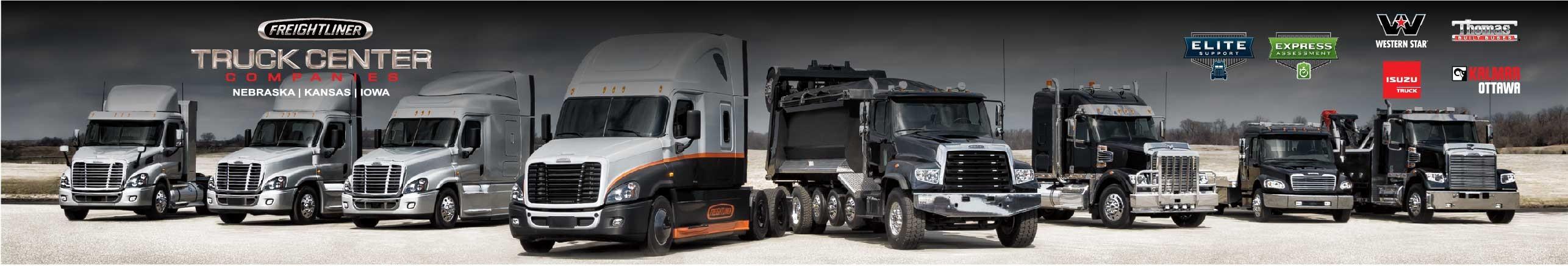 Freightliner Columbus Ne >> Truck Center Companies Linkedin