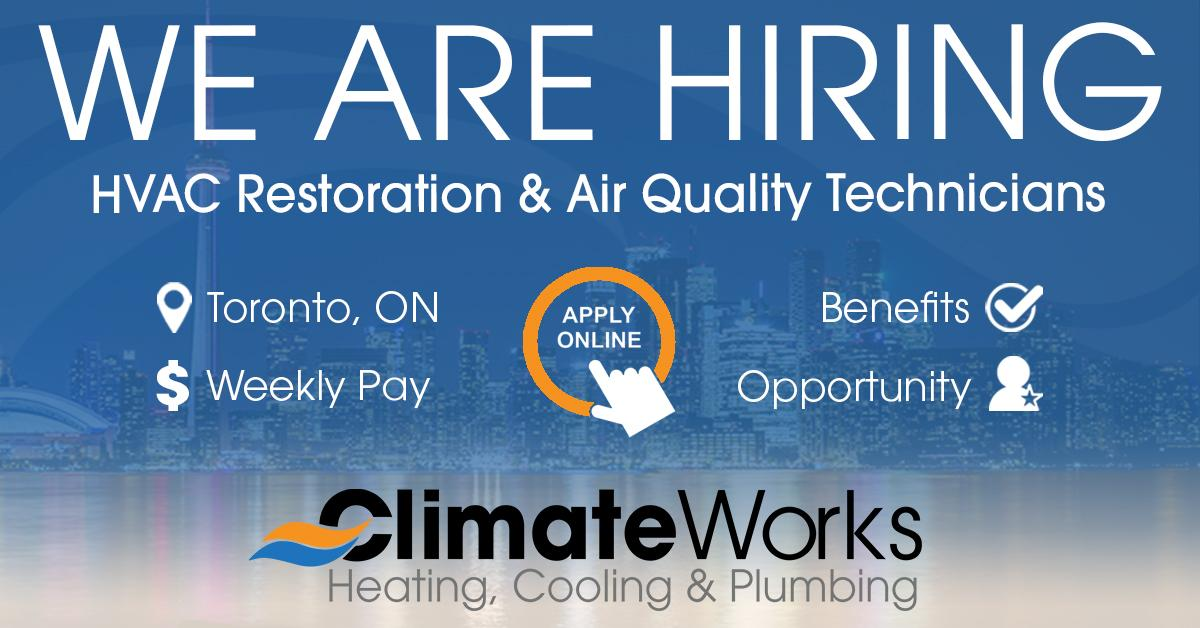 Climate Works Heating Cooling Plumbing Linkedin